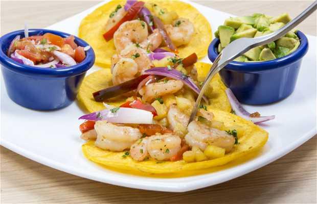 Bahía Urbana Restaurant