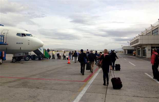 Kayseri airport
