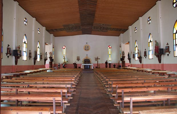 Iglesia de Vao