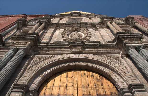 Parroquia Nuestra Señora de Guadalupe (El Sagrario)