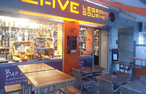 Cave Le Grand Gourmet