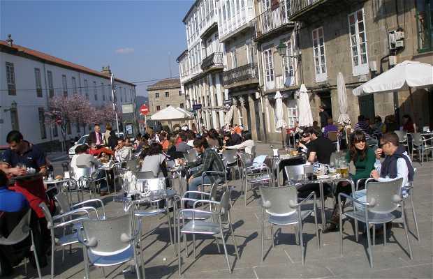 Terrazas en Santiago