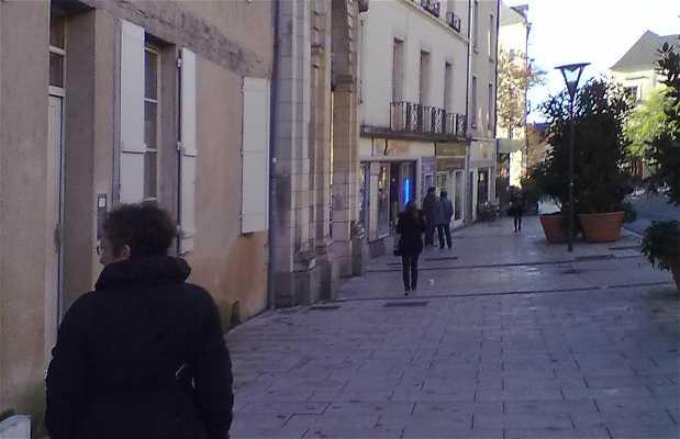 rue Toussaint