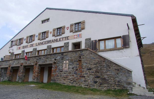 Bar de Lancebranlette