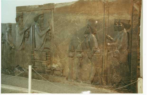 Museo Arqueología de Irán