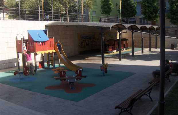 """Parque """" Les Conserveres """""""