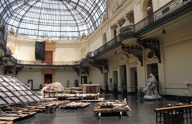 Musée national des beaux-arts de Santiago