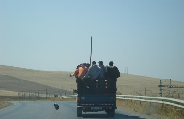 Carretera Jenifra