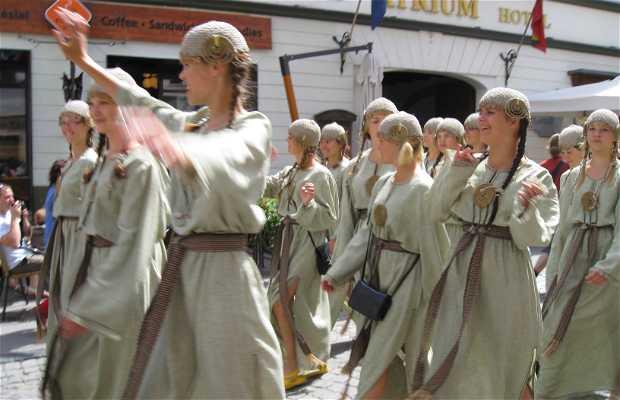 6 de julio, dia del Estado de Lituania