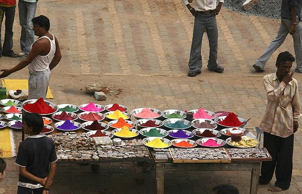 Marché de poudre - Bindi