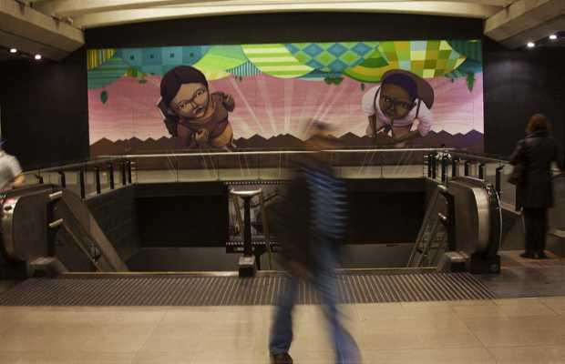 Metro Quinta Normal