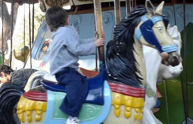 Carousel dans le Parc National de la Bandera