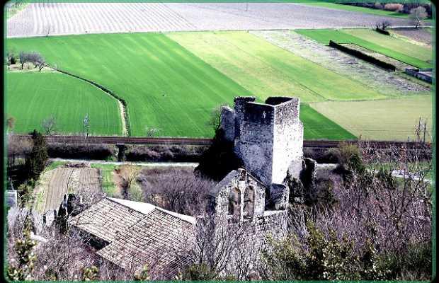 Castillo de Rochemaure