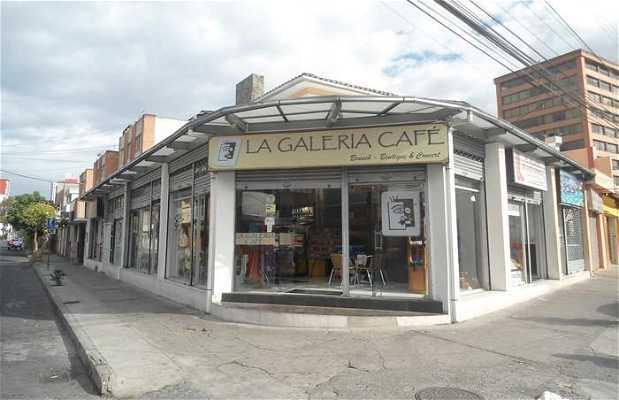 La Galeria Café