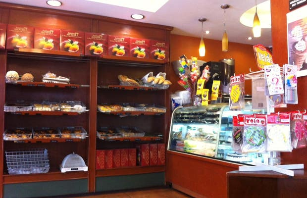 Pastelería Alcázar