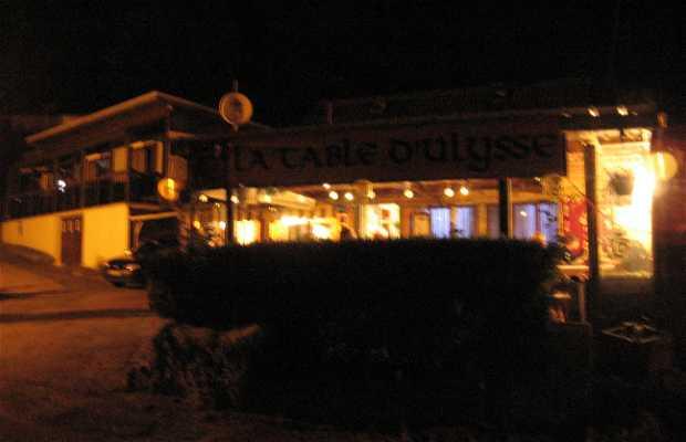 Restaurante La Table d'Ulysse