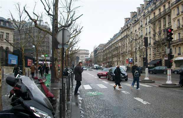 avenida de Friedland