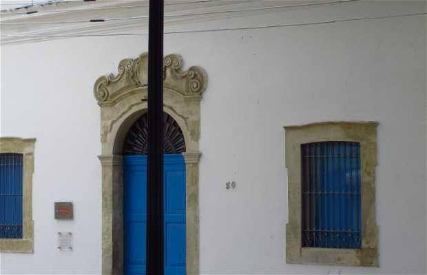 Casa de la Playa del Erário