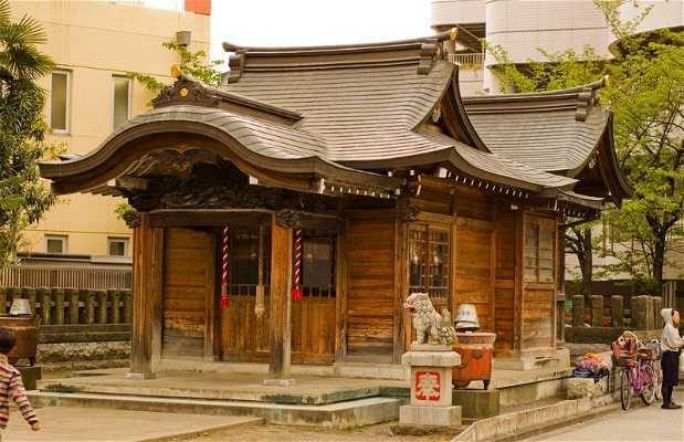 Santuario Wakamiya Hachiman
