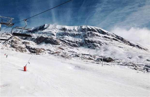Estación de esquí del Alpe d'Huez