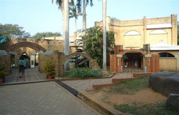Cafeteria de Auroville, Puducherry India