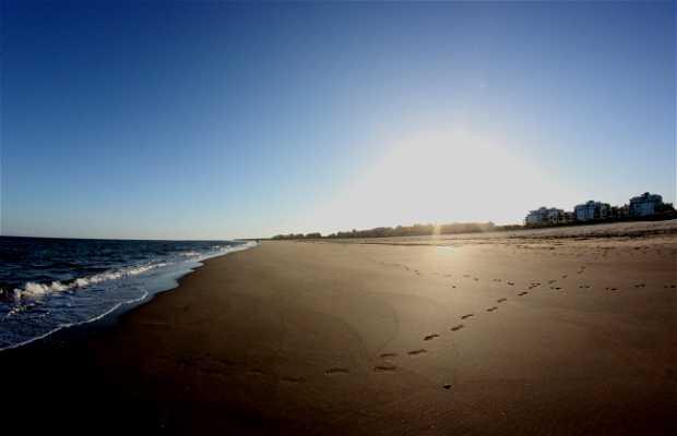 Punta del Moral Beach