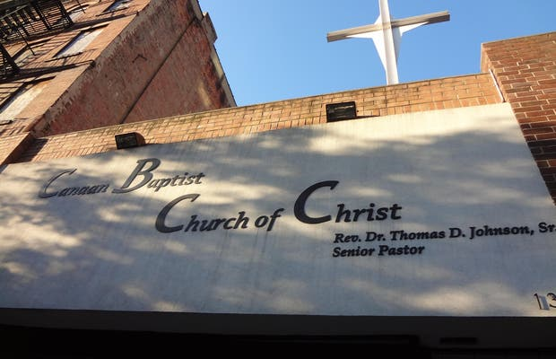 Canaan Baptist Church of Christ