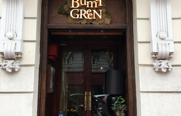 Restaurante BumpGreen