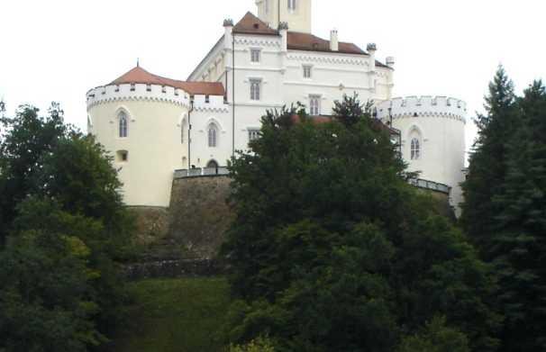 Castillo de Trakoscan