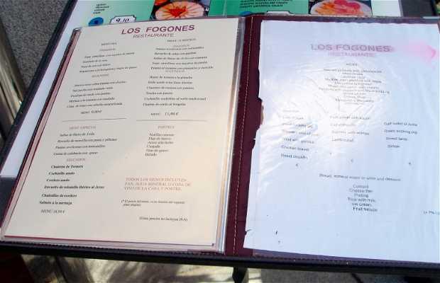 Los Fogones Restaurant