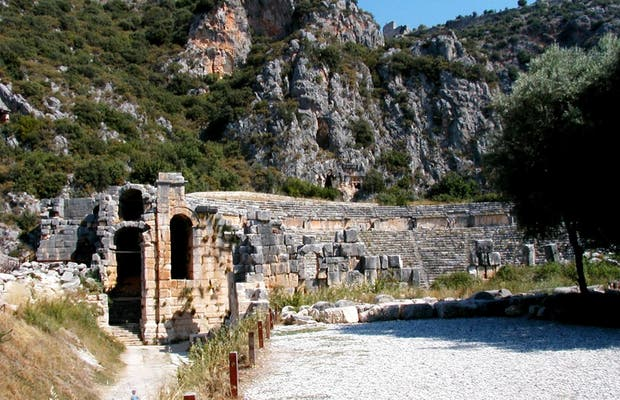 Anfiteatro de Myra