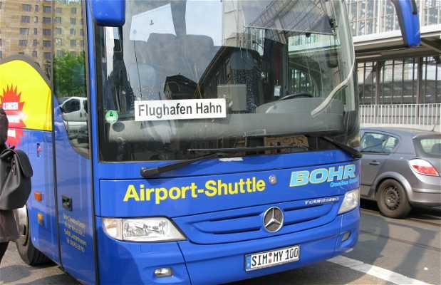 Aeropuerto de Fráncfort-Hahn