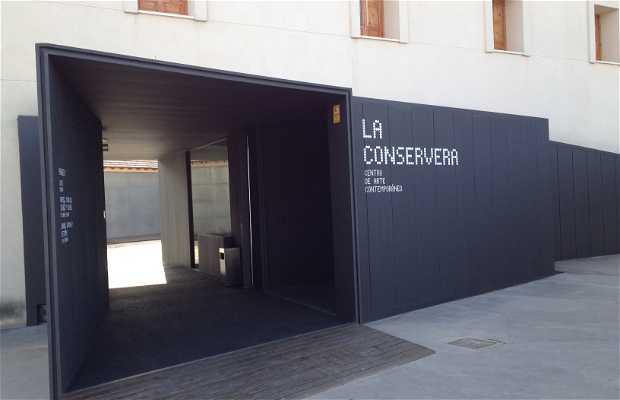 Centro de Arte Contemporáneo La Conservera de Ceutí