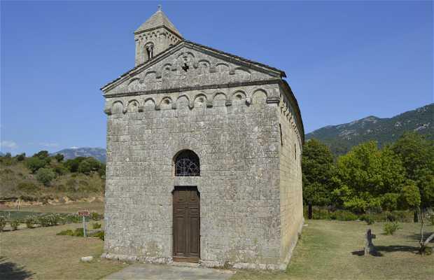 Iglesia Románica San Juan Bautista