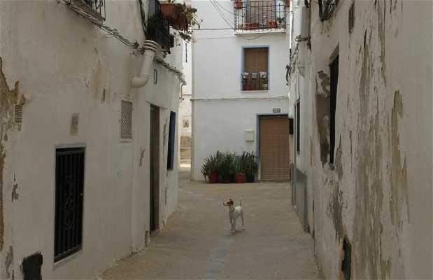 Barrio de Benacacira