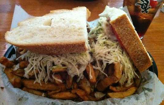 Lucky's Sandwich Company