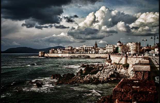 Bahía de Alghero