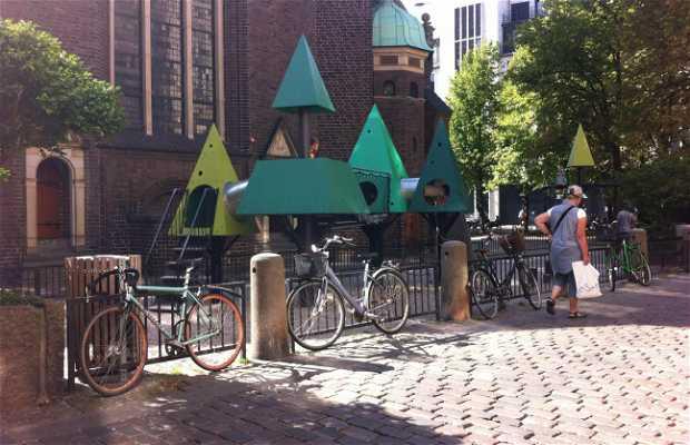 Restaurante Santoni en Copenhague