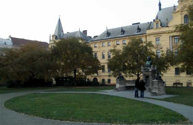 Charles Square Park