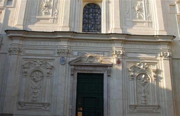 Basílica de San Martino ai Monti