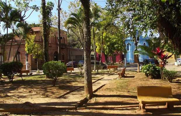 Praça do Coreto de Sousas