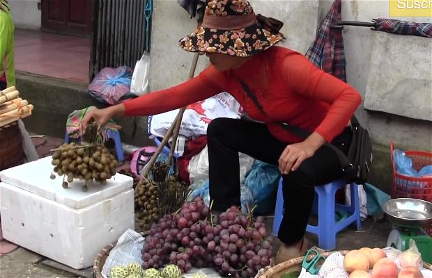 Mercados en Sapa - Vietnam