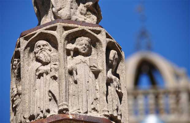 Cruces del término de Anoia