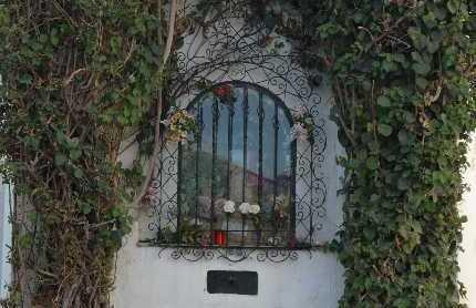 Edicola della Divina Pastora a Malaga