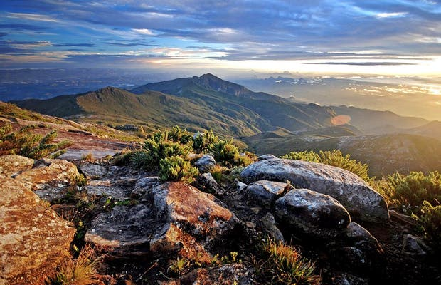 Montaña de Pico da Bandeira