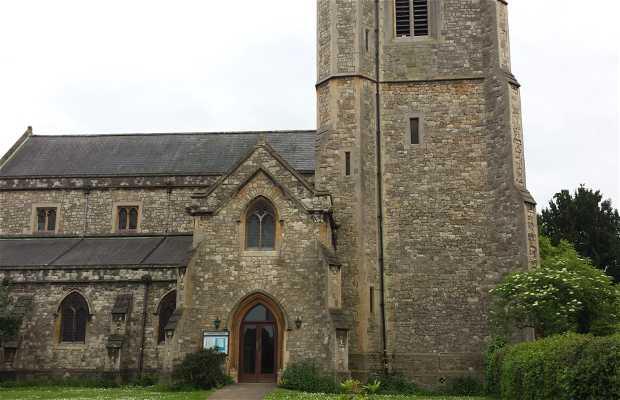 Iglesia de San Juan Bautista en Isleworth