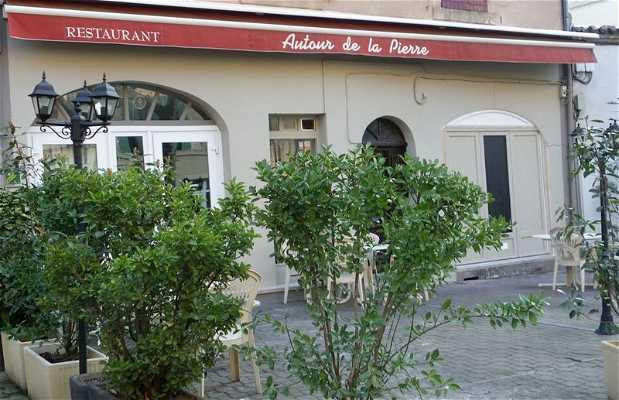 Menu Restaurant Autour De La Pierre Valence