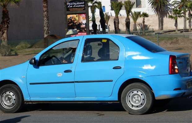 Petit taxis medina