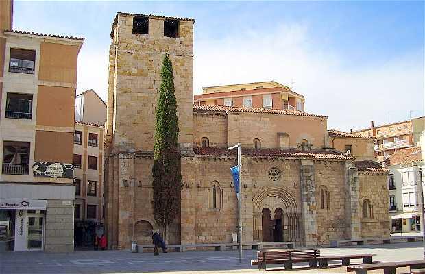 Chiesa di Santiago El Burgo di Zamora