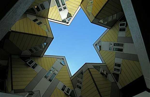 Casas Cubo Kijk-Kubus